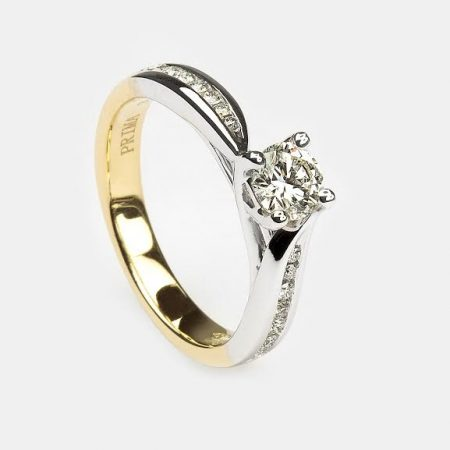 diamond-two-tone-engagment-ring-gold