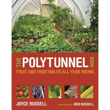 The Polytunnel Book is the most comprehensive, practical month-to-month growing guide to polytunnel gardening available.