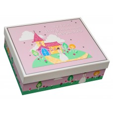 Girls Communion Keepsake Box