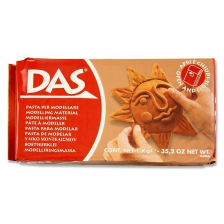 Das 1kg Terracotta Air Hardening Clay