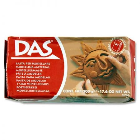 Das 500g Terracotta Air Hardening Clay
