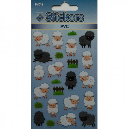 Esposti PVC Stickers – Sheep