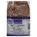 Icon Craft Oven & Air Dried Terracotta Clay 12.5KG