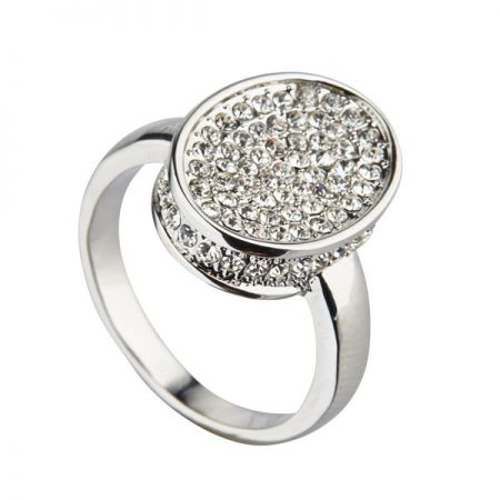 Epona Silver Ring