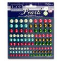 Icon Craft Coloured Pearl Embellishments