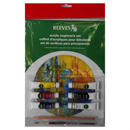 Reeves Acrylic Beginner's Set