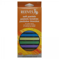 Reeves Set 12 Soft Pastels