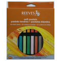 Reeves Set 24 Soft Pastels