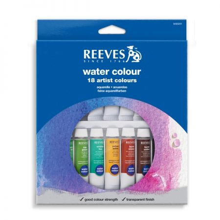 Reeves Water Colour 18 Tube Set