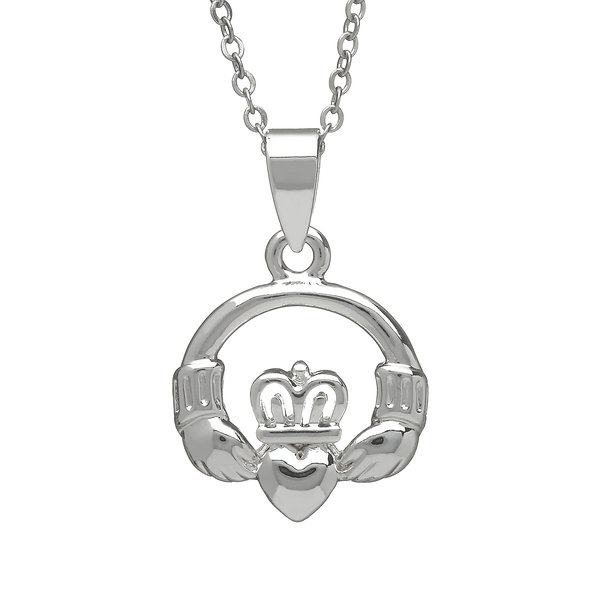 pendant birthstone silver htm p larger photo ls ladies email claddagh