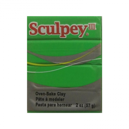 Sculpey Emerald Green Oven-Bake Clay