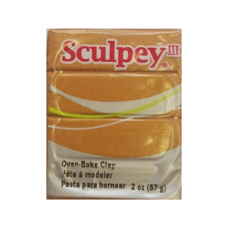 Sculpey Gold Oven-Bake Clay