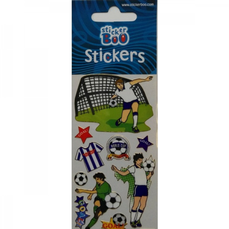 Stickerboo Football Stickers Variety #1