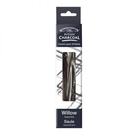 Winsor & Newton Artists Short Charcoal Assorted
