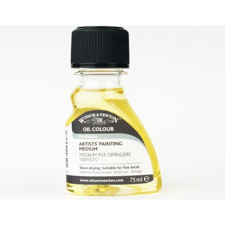 Winsor & Newton Oil Colour Mediums - Artists' Painting Medium