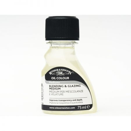 Winsor & Newton Oil Colour Mediums - Blending & Glazing Medium