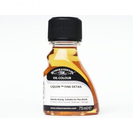 Winsor & Newton Oil Colour Mediums - Liquin Fine Detail