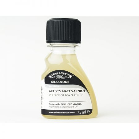 Winsor & Newton Oil Colour Varnishes - Artists' Matt Varnish