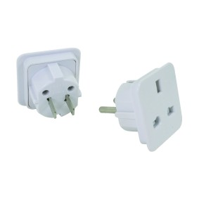 Travel adapter from Ireland travelling to America/Canada